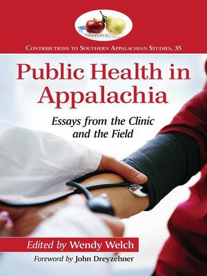 cover image of Public Health in Appalachia
