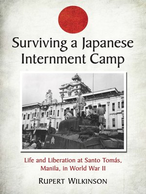 cover image of Surviving a Japanese Internment Camp
