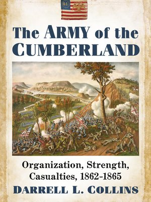 cover image of The Army of the Cumberland