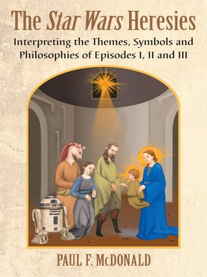 cover image of The Star Wars Heresies