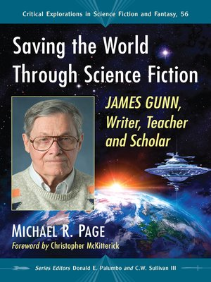 cover image of Saving the World Through Science Fiction