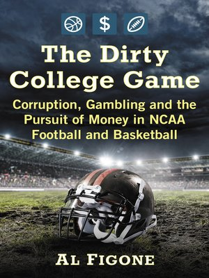 cover image of The Dirty College Game