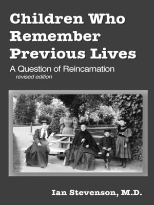 cover image of Children Who Remember Previous Lives