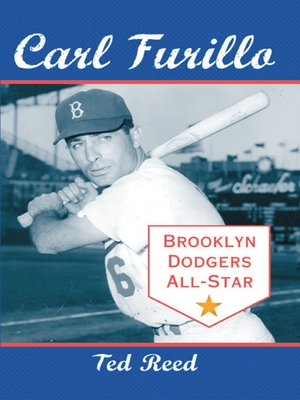 cover image of Carl Furillo, Brooklyn Dodgers All-Star