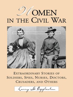 cover image of Women in the Civil War