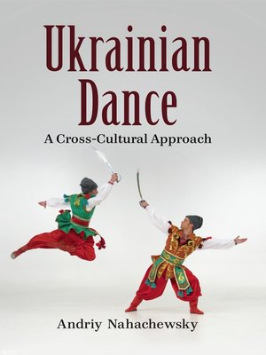 cover image of Ukrainian Dance