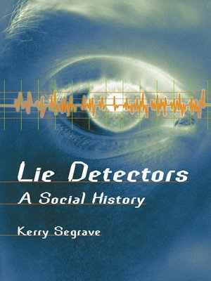 cover image of Lie Detectors
