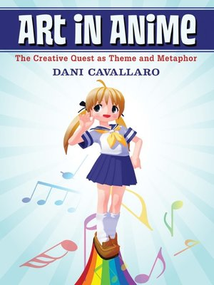 cover image of Art in Anime