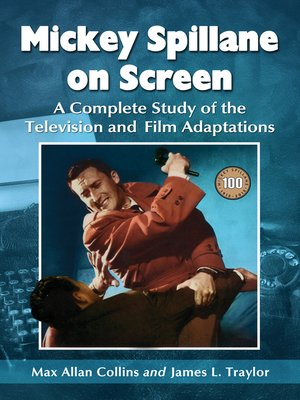 cover image of Mickey Spillane on Screen