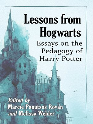 cover image of Lessons from Hogwarts