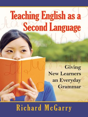cover image of Teaching English as a Second Language
