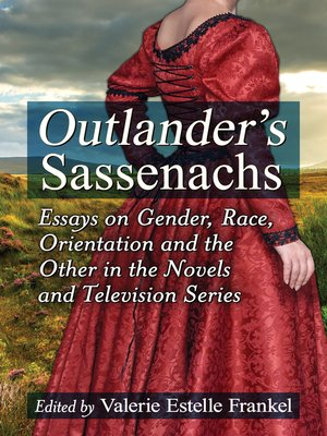 cover image of Outlander's Sassenachs