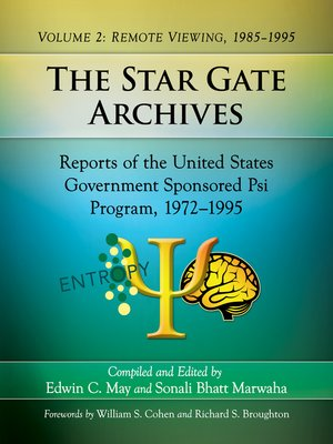 cover image of The Star Gate Archives