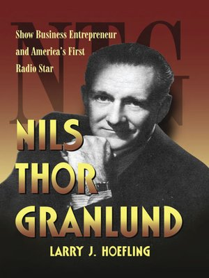cover image of Nils Thor Granlund