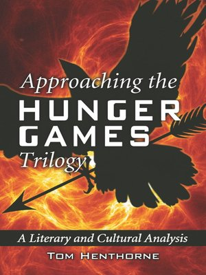 cover image of Approaching the Hunger Games Trilogy