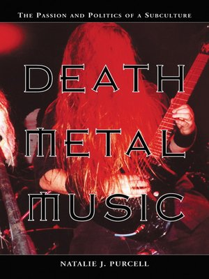 cover image of Death Metal Music