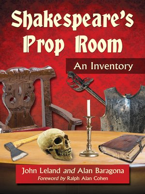 cover image of Shakespeare's Prop Room