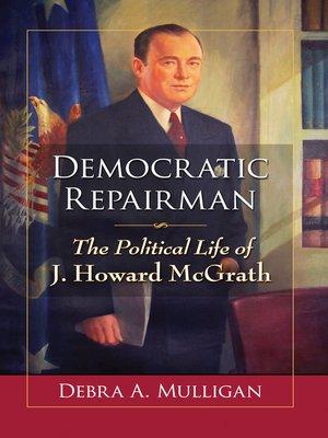 cover image of Democratic Repairman