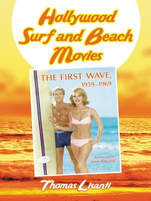 cover image of Hollywood Surf and Beach Movies
