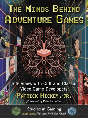 cover image of The Minds Behind Adventure Games