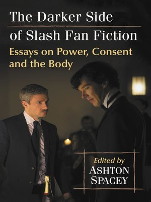 cover image of The Darker Side of Slash Fan Fiction