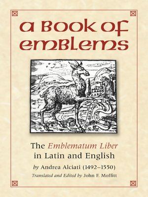 cover image of A Book of Emblems