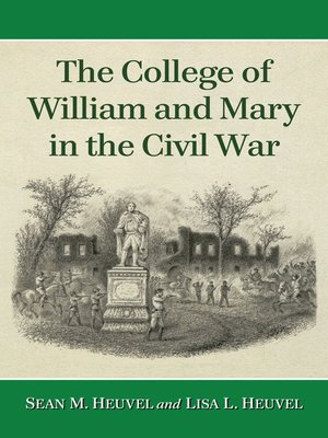 cover image of The College of William and Mary in the Civil War