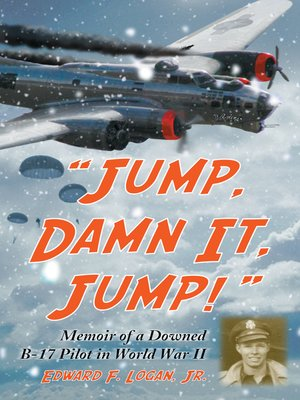 """cover image of """"Jump, Damn It, Jump!"""""""