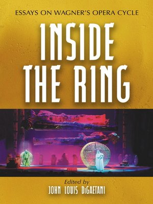 cover image of Inside the Ring