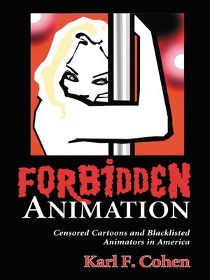 cover image of Forbidden Animation