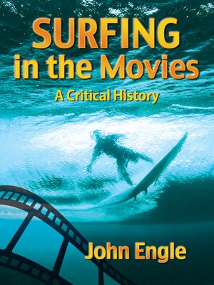 cover image of Surfing in the Movies