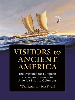 cover image of Visitors to Ancient America