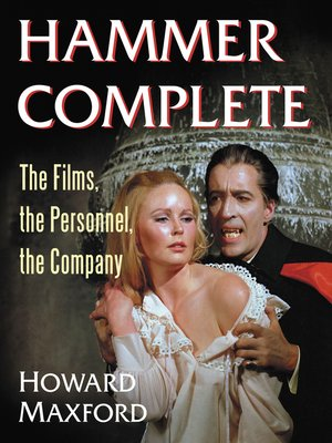 cover image of Hammer Complete