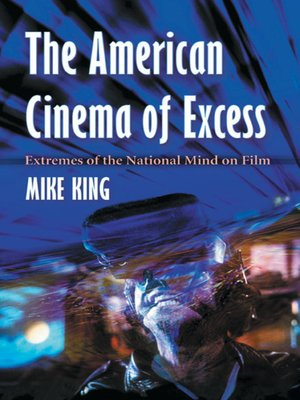 cover image of The American Cinema of Excess