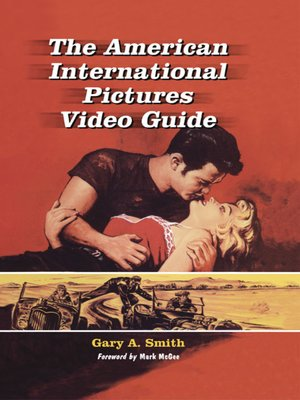 cover image of The American International Pictures Video Guide