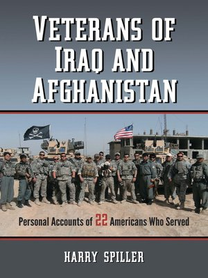 cover image of Veterans of Iraq and Afghanistan