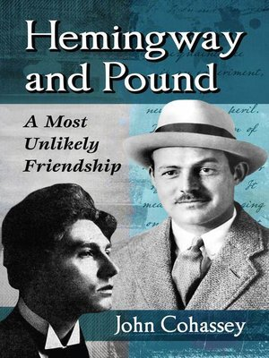 cover image of Hemingway and Pound