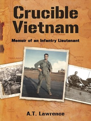 cover image of Crucible Vietnam