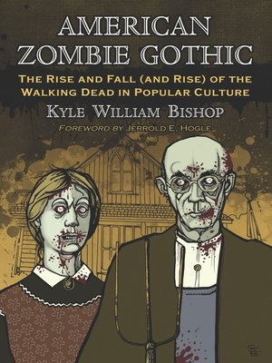 cover image of American Zombie Gothic