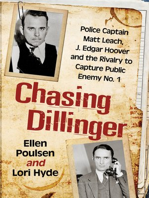 cover image of Chasing Dillinger