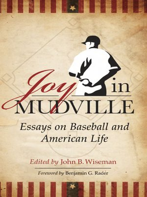 cover image of Joy in Mudville