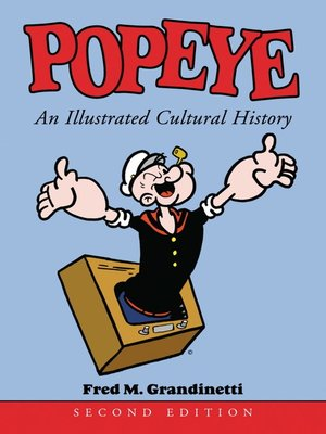 cover image of Popeye