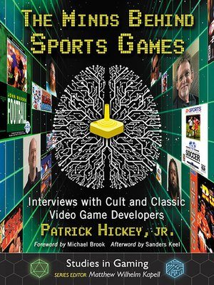 cover image of The Minds Behind Sports Games