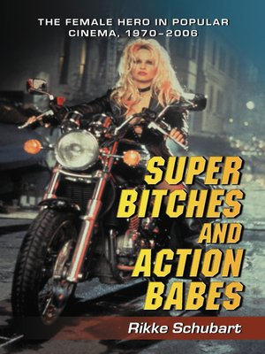 cover image of Super Bitches and Action Babes