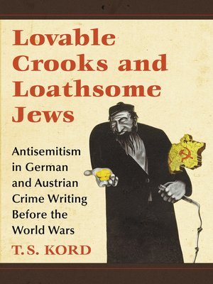 cover image of Lovable Crooks and Loathsome Jews