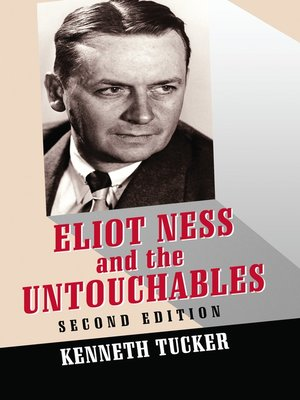 cover image of Eliot Ness and the Untouchables
