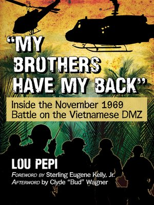 """cover image of """"My brothers have my back"""""""