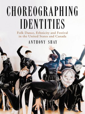 cover image of Choreographing Identities