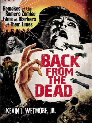 cover image of Back from the Dead