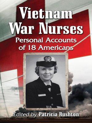 cover image of Vietnam War Nurses